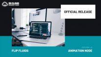 Flip Fluids Animation Node Support